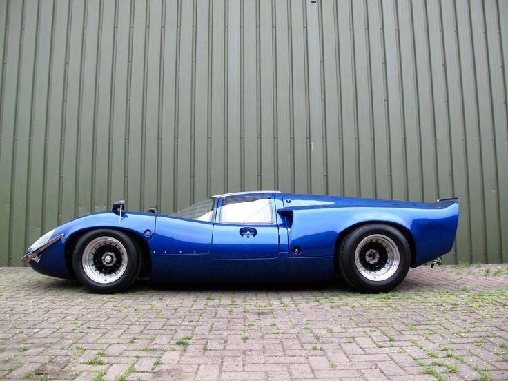 1967 LolaT70 Mk3 sportscar
