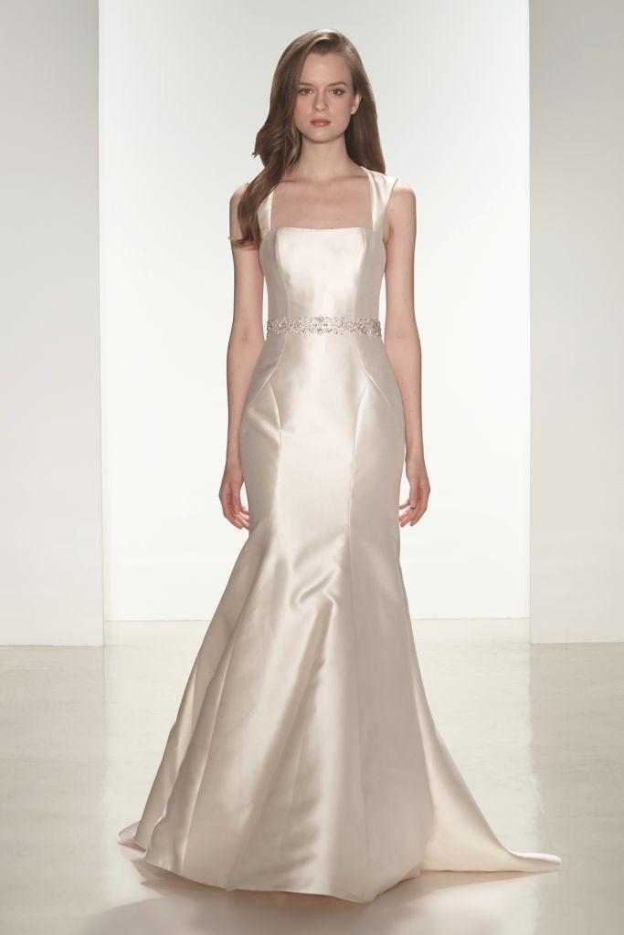 Amsale Wedding Dress with Pockets