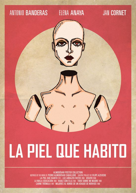 La Piel que Habito - The Skin I Live In (2011)