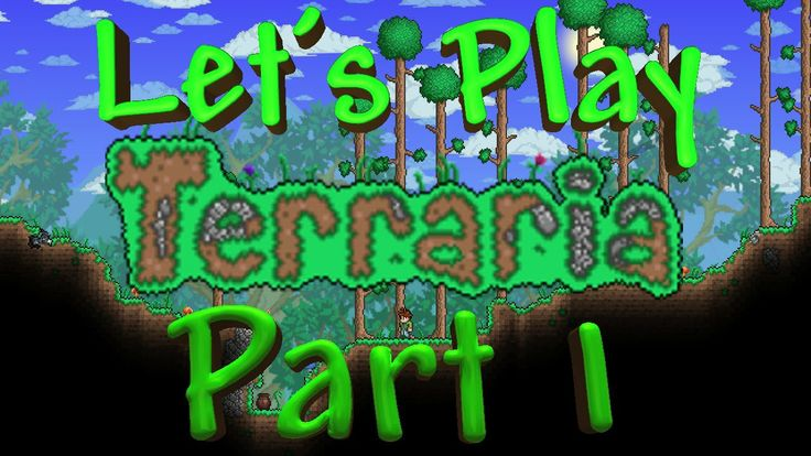 Let's Play - Terraria Part 1