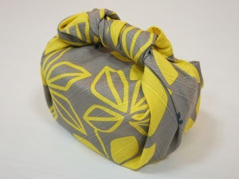 More wrapping with cloth.