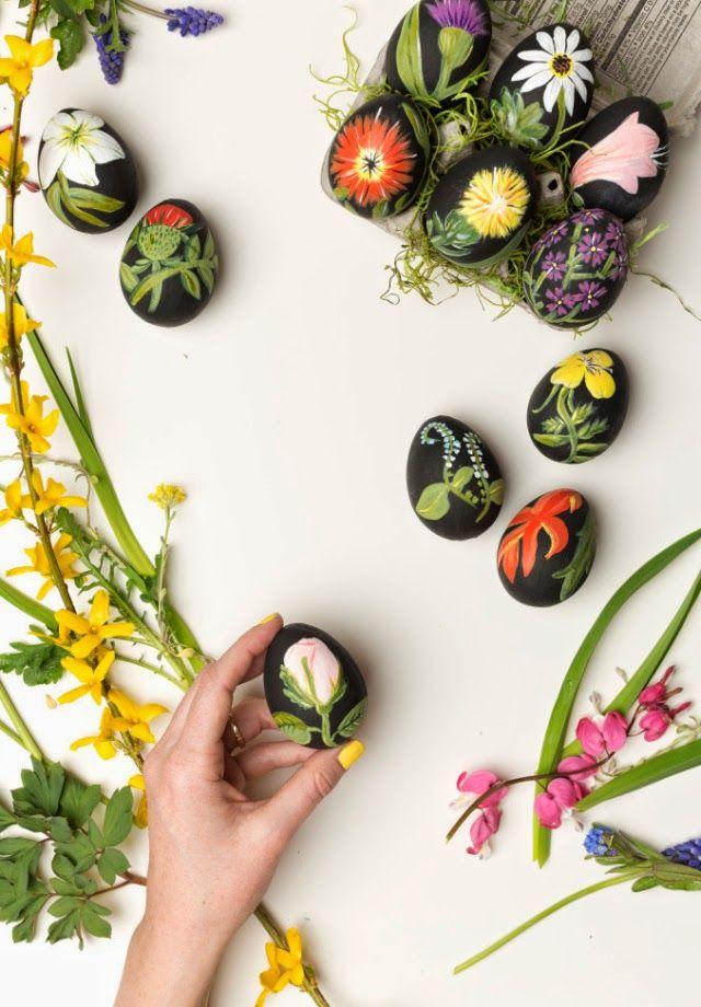 EASY DEKORACJE: Wielkanoc
