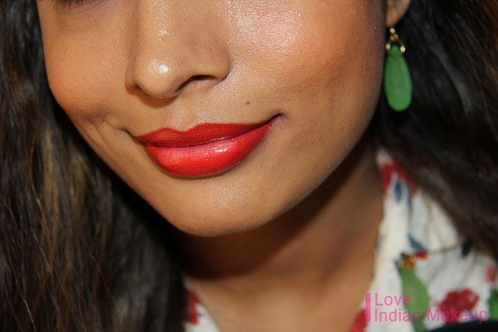 5 Orange Combo For Pigmented Lips <3 Video URL : http://youtu.be/-z14k06gloU Click here for more Pics & Info : http://iloveindianmakeup.com/?p=2946