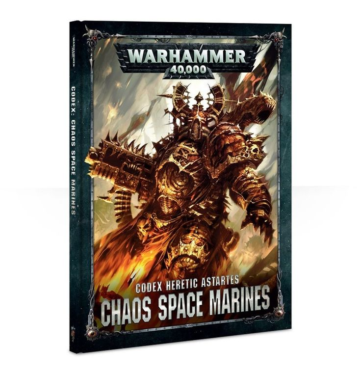 40K Rulebooks and Publications 90944: Chaos Space Marines Codex Hardcover Marine 8Th 8E Warhammer 40K New -> BUY IT NOW ONLY: $34 on eBay!