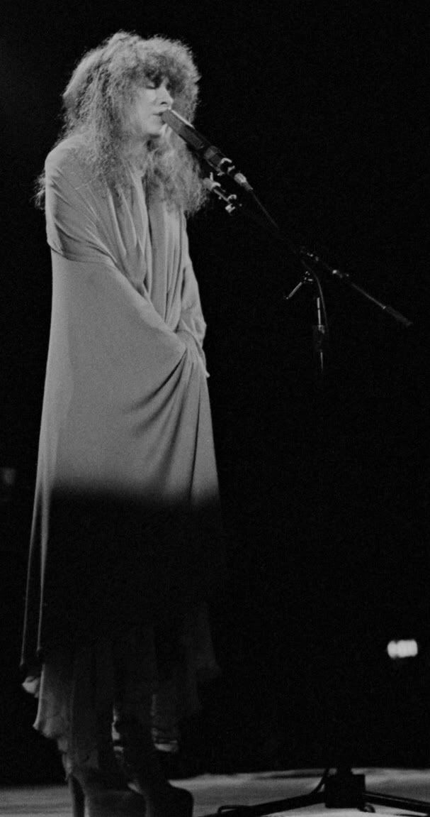 Stevie Nicks, high priestess, goddess