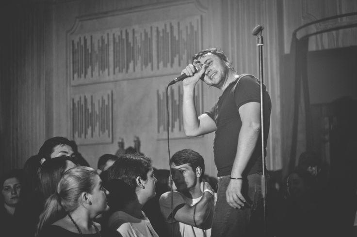 Concert Travka - 17.10.2013 Taken at Control Club Photo Credits: Dana Alecu http://www.orasulm.eu/evenimente/Control_431/Travka_36179