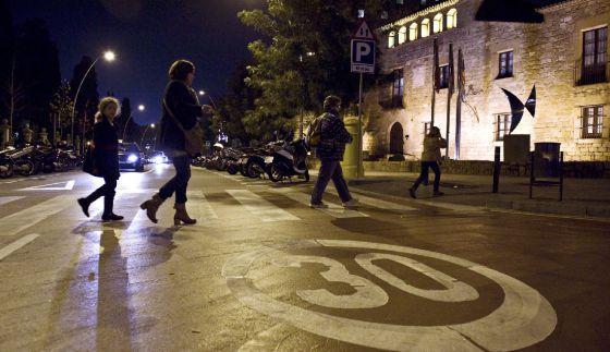 Pise el freno - limitación de la velocidad en las ciudades a 30km/h