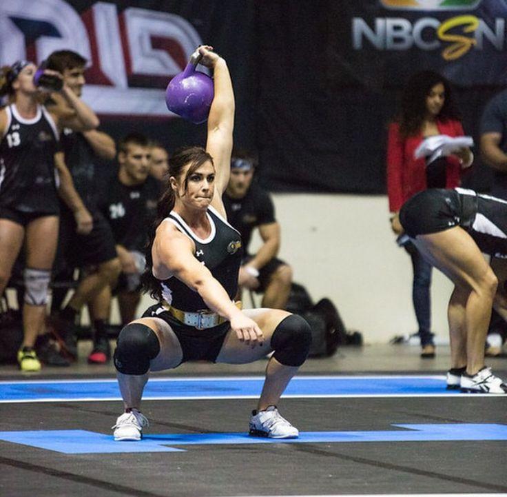 Kettlebell Training For Athletes: Lauren Brooks Crossfit Athletes In Unbroken Designs