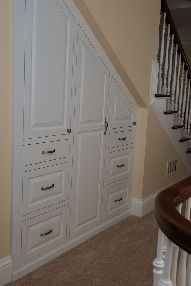 staircase storages