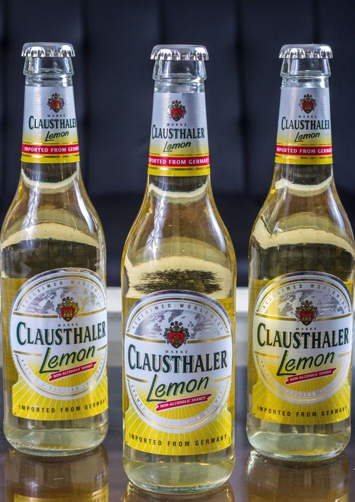 ¡Refréscate este verano con Clausthaler Lemon!