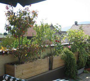 Fabriquer des jardini res en bois pour les nuls jardin enfants pinterest - Potager pour les nuls ...