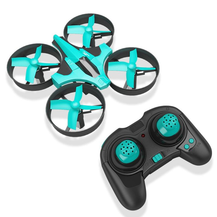 RCtown ELF Mini Drone For Kids 24GHz 4CH UFO Quadcopter With 6