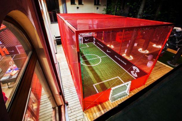 Top4Football & deFORM: Když se fotbal střetne s designem | Insidecor - Design jako životní styl