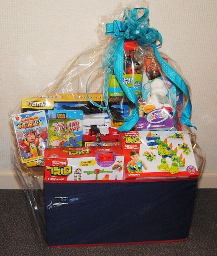 Toyland Boyland 2011 Bountiful Baskets Silent Auction