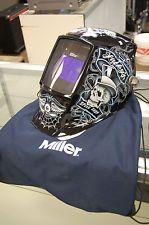 Miller Lucky's Speed Shop Digital Elite Auto Darkening Welding Helmet