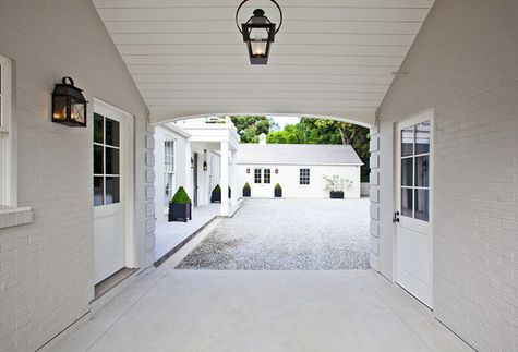 House of the Week -Gwyneth Paltrow's LA house – exterior   Stylish Livable Spaces