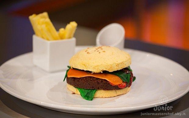 L'hamburger di Emanuela