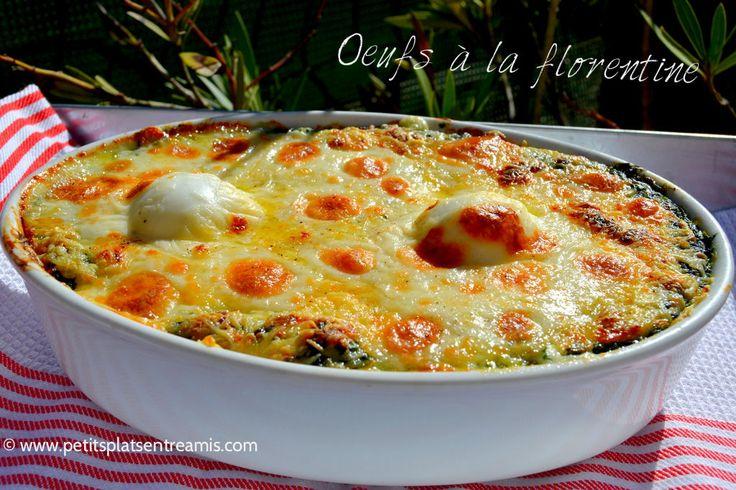 Les «œufs à la florentine», une recette délicieuse et vraiment simple à réaliser. Vous en apprécierez l'onctuosité et la douceur dès la première bouchée. Même les enfa…