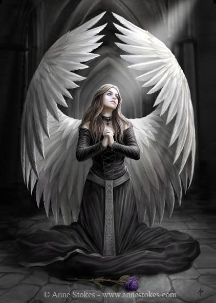 Prayer for the Fallen_by Anne Stokes.jpg (422×591)