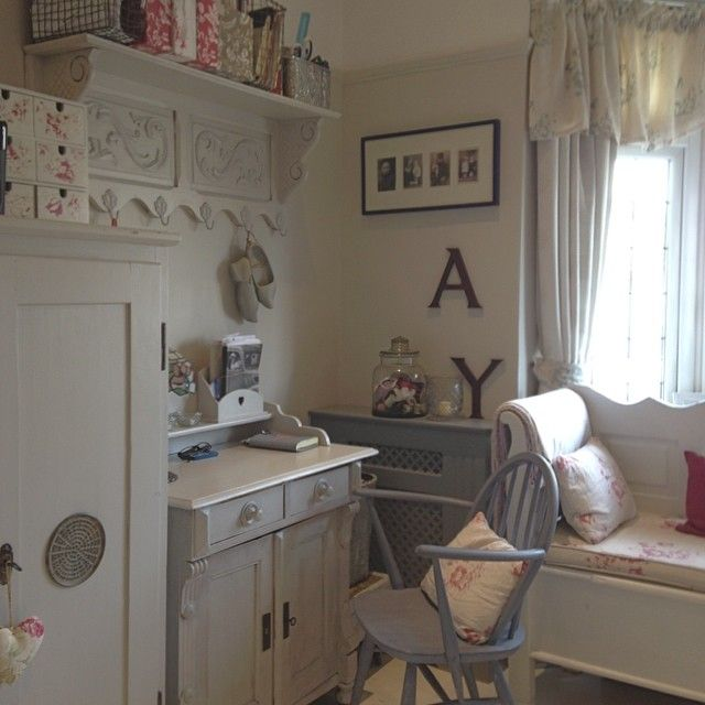 500 best shabby charme 6 images on pinterest romantic cottage glamour and kitchens - Shabby and charme ...