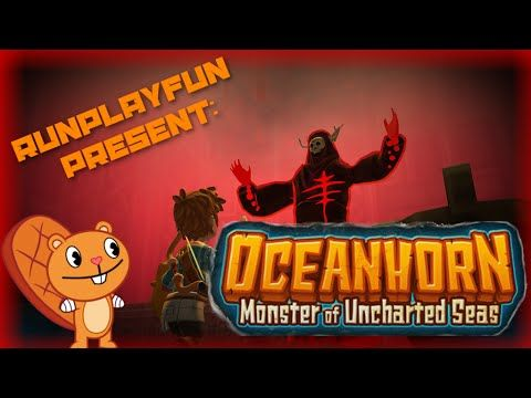 Прохождение игры Oceanhorn Monster of Uncharted Seas - Мега Позитив