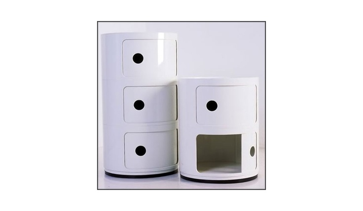 Componibili 2 Container | Kartell |