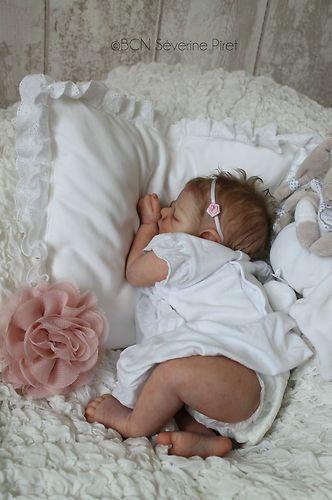Baby reborn doll.
