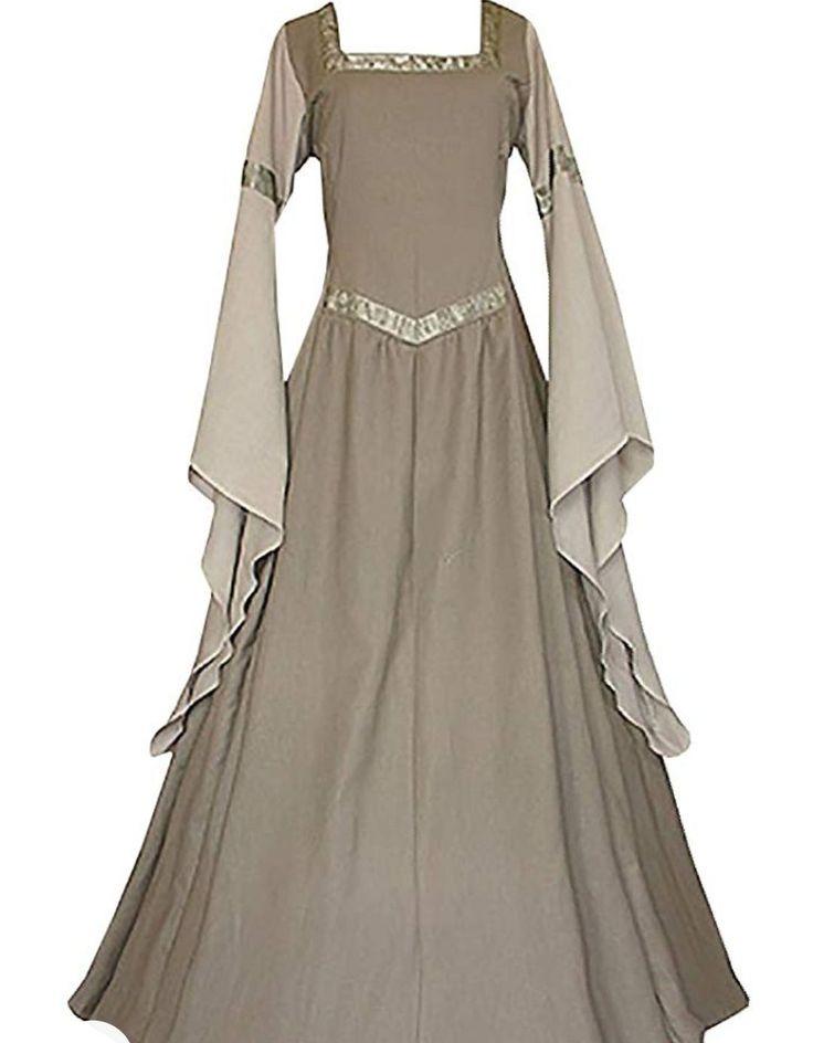 lumiel die blutelbin mittelalter kleid historisches
