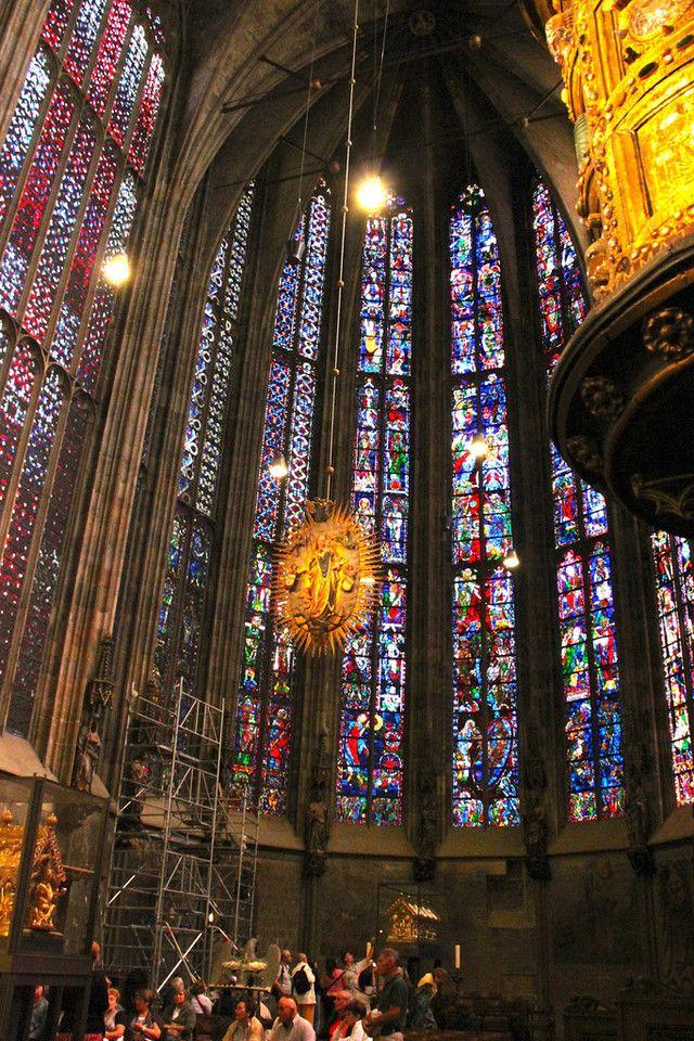 ドイツ最初の世界遺産!荘厳なアーヘン大聖堂! 8枚目の画像