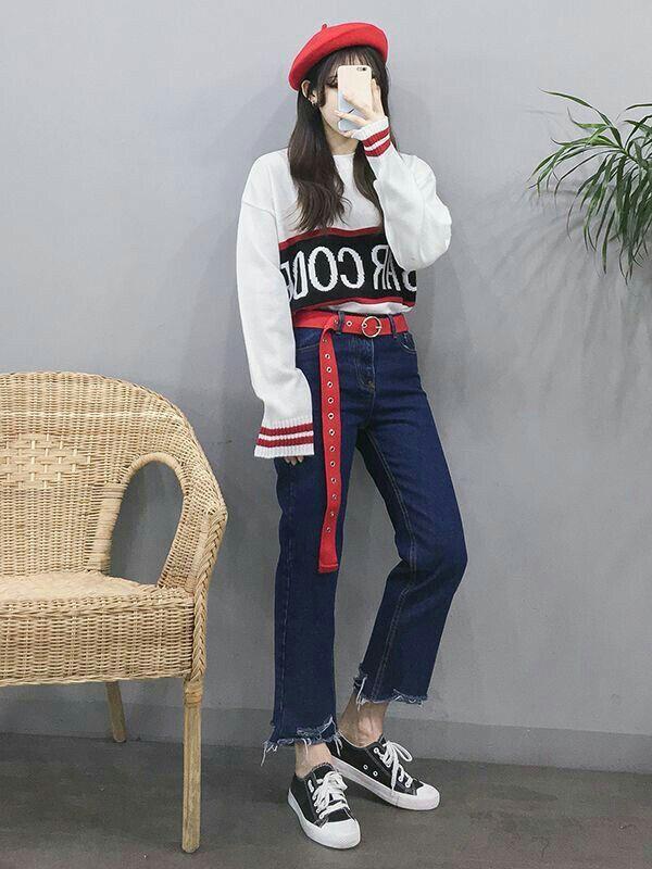 Kalen Brock | Korean Street Style (패션) #koreanstreetfashion