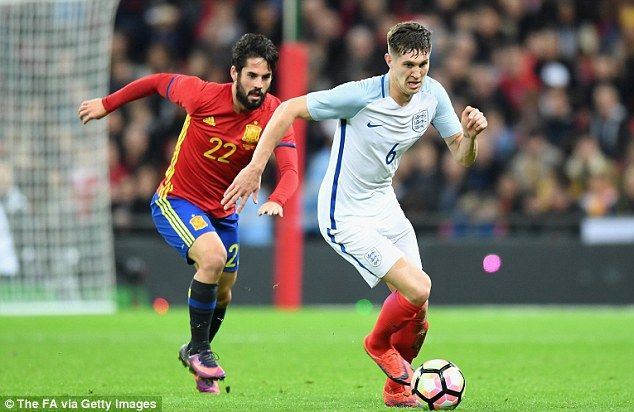 England defender John Stones is a pass master - but will he be allowed to make the most of it?