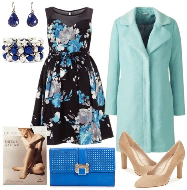 Fall Winter Plus Size Wedding Guest Outfit Ideas 01