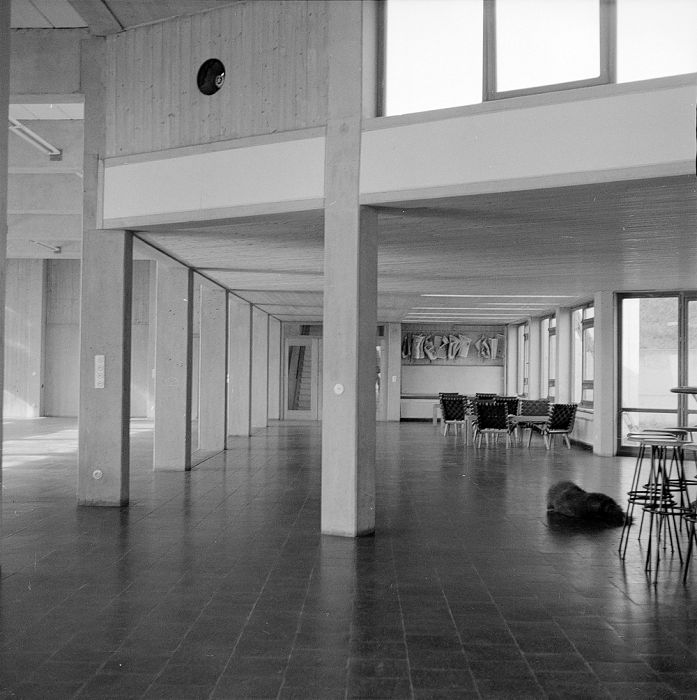 Canteen And Bar At The School Ulm