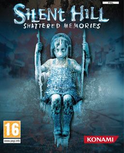 Silent Hill Shattered Memories very scary game, but I think I like the PS version better then the wii