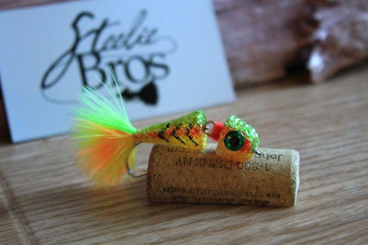 Best 25 homemade fishing lures ideas on pinterest for Diy fly fishing