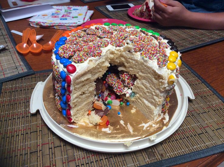 Ben's Big Blog: Gluten Free Piñata Cake Recipe #glutenfree #pinata #cake #superfoodideas #baking #celiac #coeliac @superfoodideas