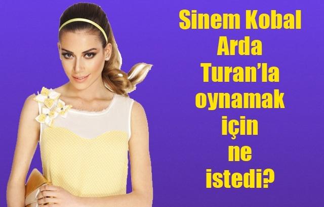 Sinem Kobal nişanlısı Arda Turan ile reklam filmi için ne kadar istedi › WebTr.de