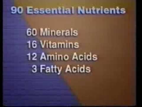 By Dr. Joel Wallach, You will learn when the human body receives optimal levels of the 90 essential nutrients, debilitating, developmental and degenerative diseases can be prevented and the maximum potential for longevity is within our Grasp!