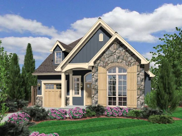 small cottage house plans provide unique living spaces cottage home exteriors cottage style homes and house - Small Cottage House Plans