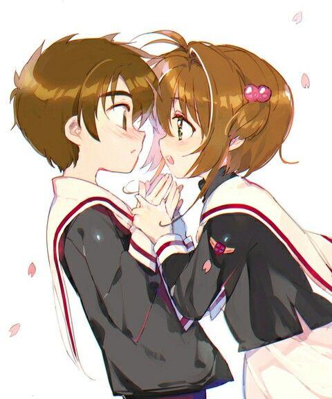 Sakura x Shaoran