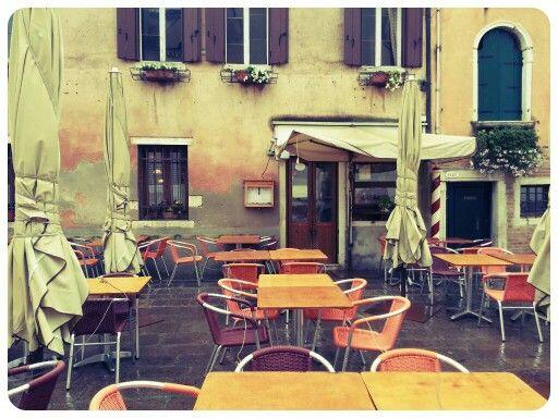 Great restaurant in Venice, Italy. Pane, Vino e San Daniele http://www.panevinoesandaniele.net/en. #venice #italy #panevinoesandaniele