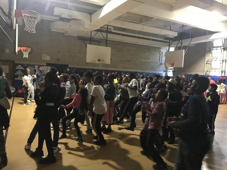 Equality Charter School had its first PBIS Dance at the Middle School for the 2016-2017 school year. Great Job ECS scholars