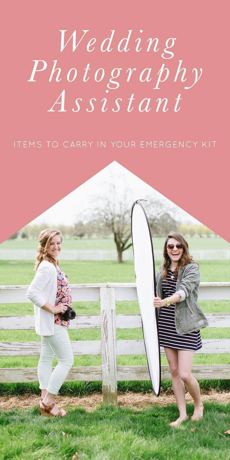 Wedding Professionals Emergency Kit for Photographers, Planners, and Bridesmaids | Natalie Franke