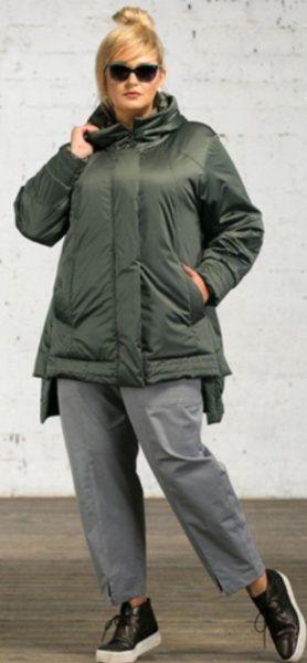 куртка из болоньи пышкам