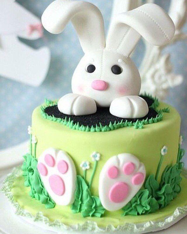 Торт зайчик картинки