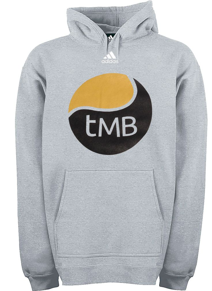 TMB adidas Fleece Hoody (Unisex Youth) Item # 23-141: $40