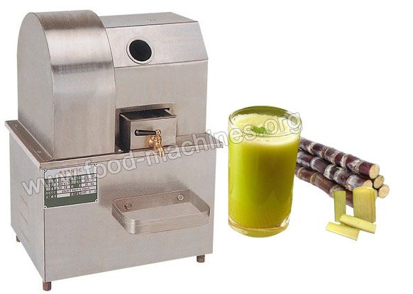 The sugarcane juice squeezed by this machine is pure green drinks; it tastes sweet and cool, and also rich in nutrition. This electric sugarcane juice extractor is suitable for hotels, fruit shops, cold drink stores, schools, parks and other places.