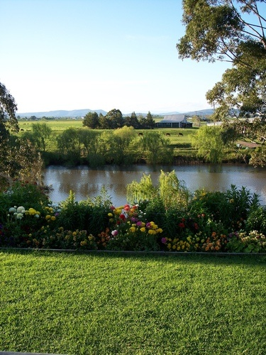 Hunter River, Morpeth ~ NSW Hunter Valley - when my family came from England in the 19th century, they settled here
