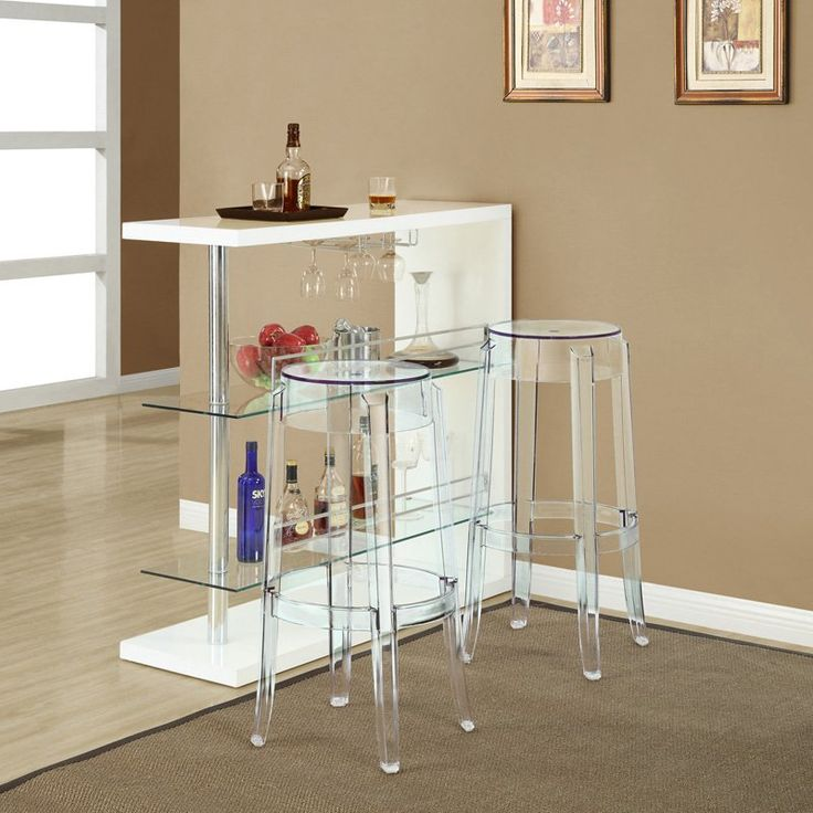 Have to have it. Modway Casper Acrylic Bar Stool - $129.99 @hayneedle