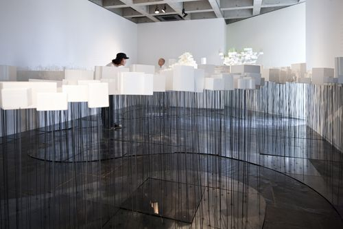 山のような建築 雲のような建築 森のような建築 (1/5)|インテリア|藤本壮介